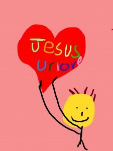UrlSays Jesus UrLove 3j