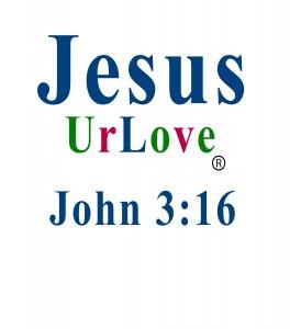 3 UrLove Jesus John 3 16 OKj