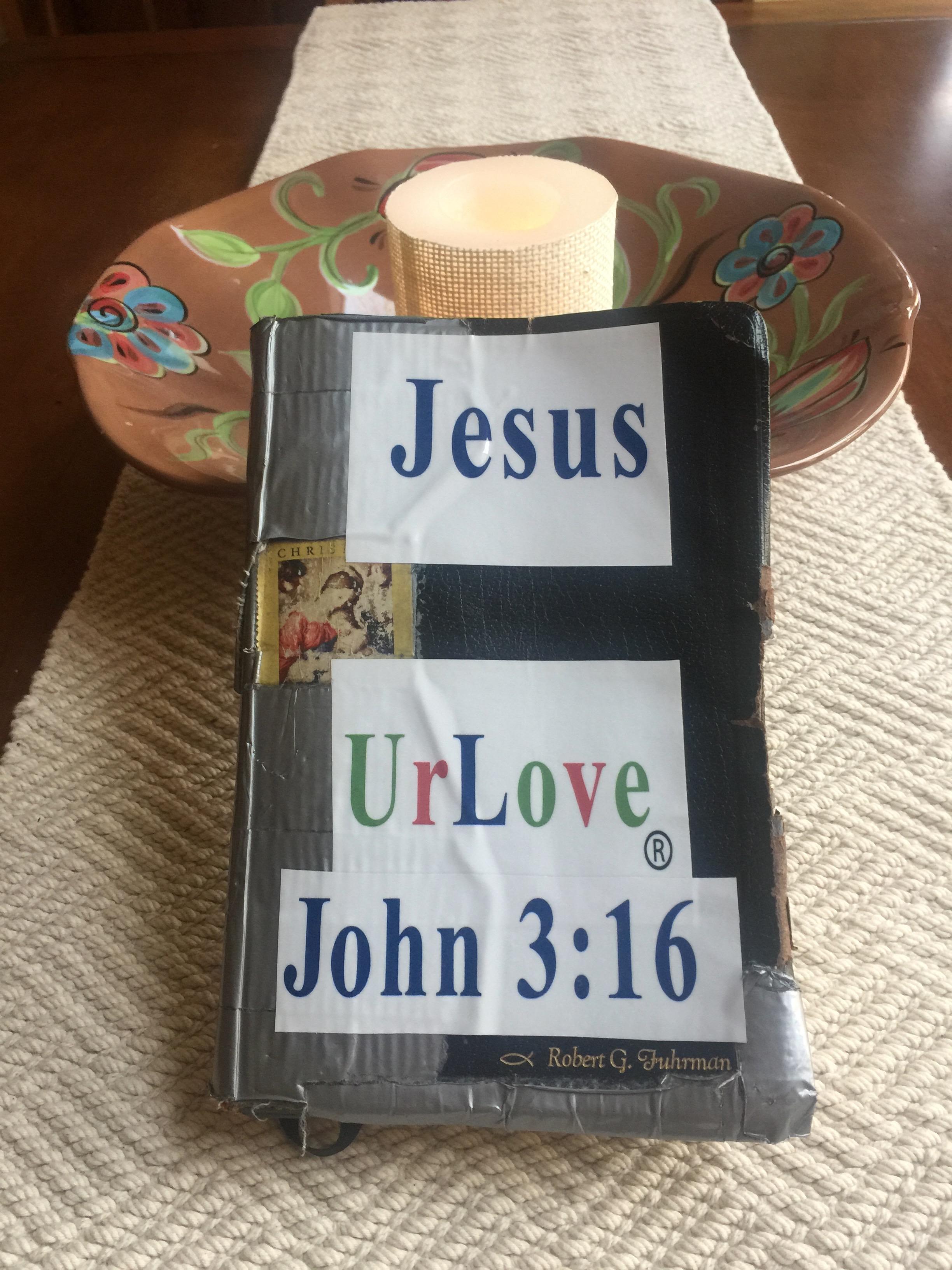 Jesus UrLove John 316 (1)
